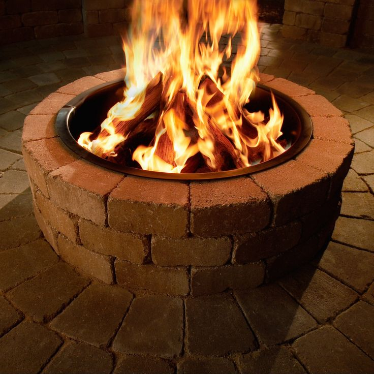 Necessories Compact Fire Ring - 3500009