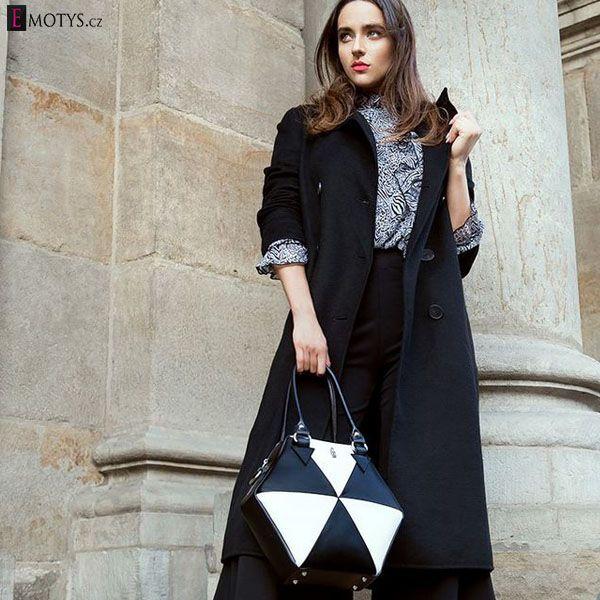 Luxus, elgence a kvalita v podobe této kožené kabelky naleznete na www.emotys.cz