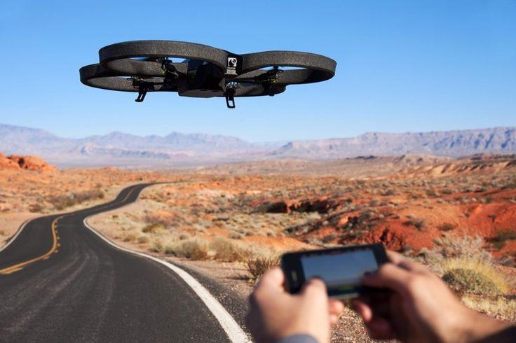 NASA cria sistema de monitoramento para UAV · Aeromagazine