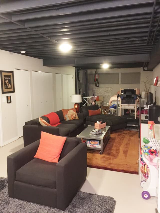 how to get the most out of a semi finished basement