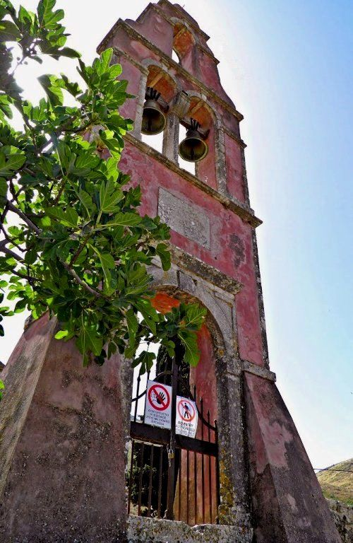 The Old Belfry.. Corfu Island // by aggeliki.k on Panoramio