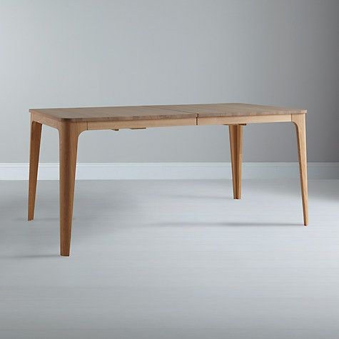 Buy Ebbe Gehl for John Lewis Mira 6-8 Seater Extending Dining Table Online at johnlewis.com