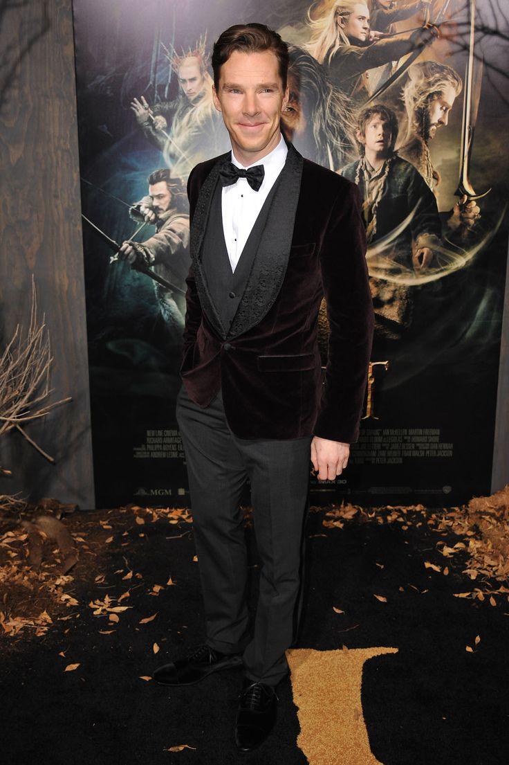 Benedict Cumberbatch | debonair in a tux | Pinterest