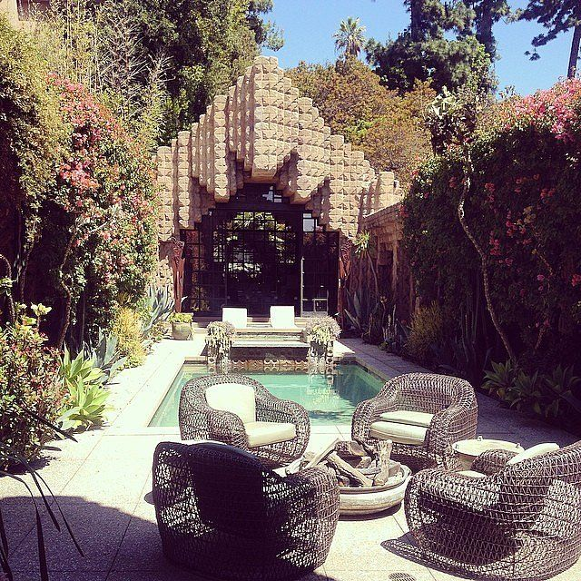 America's Most Haunted Houses   POPSUGAR Home The Sowden House Nestled in the heart of the LA