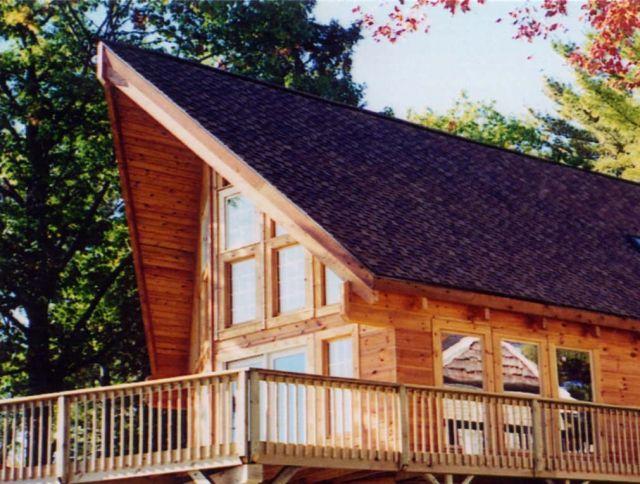 Every House Needs Roof Overhangs | GreenBuildingAdvisor.com {for My  Farmhouse Style, Iu0027d Like A One Foot Prow Angle On The Rake Overhang} |  Pinterest | Roof ...