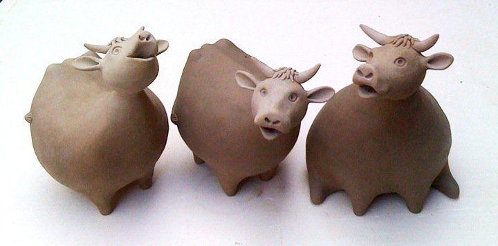 Three Very New Moos W.I.P. by Hippopottermiss on deviantART