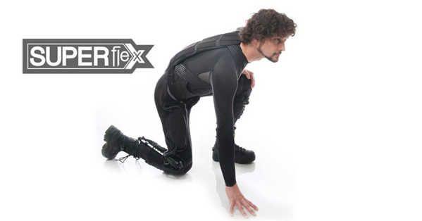 Nace Superflex, la empresa que creará superhombres con trajes robóticos