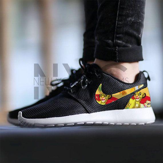 Lion King Nike Roshe Run