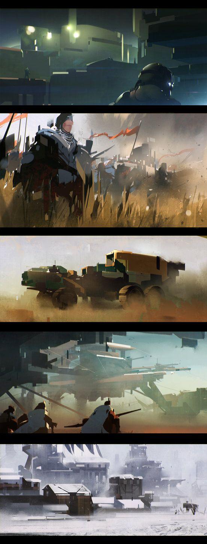 concepts 3 by *jamajurabaev on deviantART