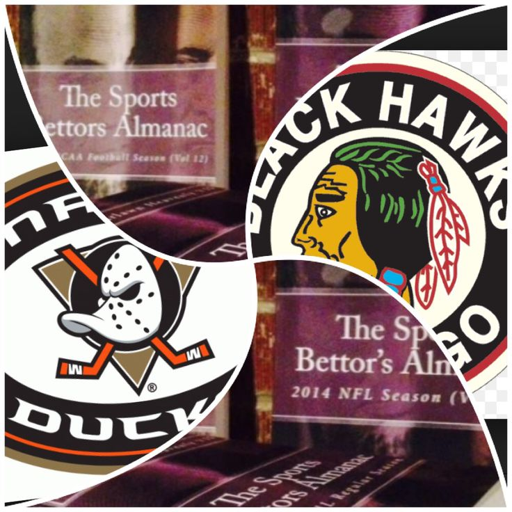 "5/17/15 NHL Playoffs: #Chicago #Blackhawks vs #Anaheim #Ducks (Take: Chicago +122,Under 5 Goals)  (THIS IS NOT A SPECIAL PICK ) ""The Sports Bettors Almanac"" SPORTS BETTING ADVICE  On  95% of regular season games ATS including Over/Under   1.) ""The Sports Bettors Almanac"" available at www.Amazon.com  2.) Check for updates   Marlawn Heavenly VII ( SportyNerd@ymail.com )  #NFL #MLB #NHL #NBA #NCAAB #NCAAF #LasVegas #Football #Basketball #Baseball #Hockey #SBA #Boxing #Business #Entrepreneur…"