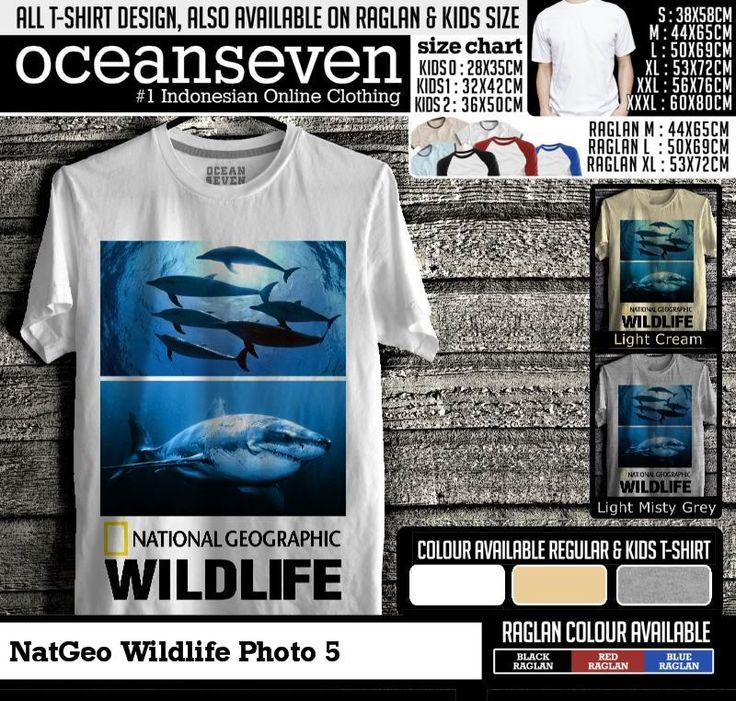 t shirt natgeo wildlife photo 5