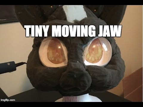 How to make a Tiny Moving Jaw - YouTube