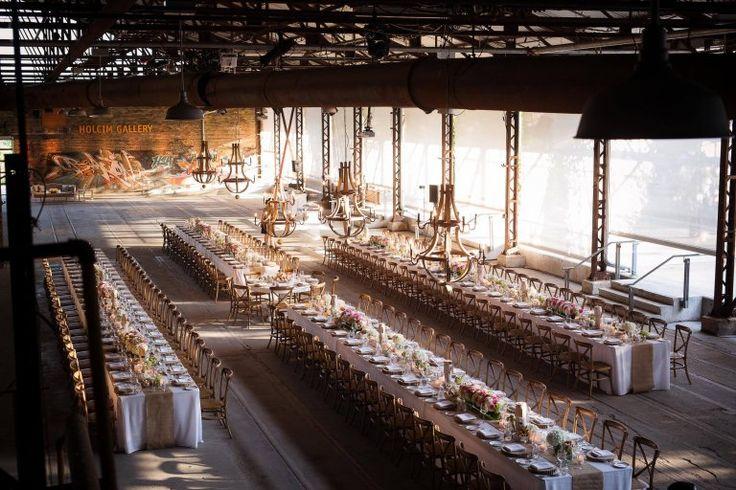 Evergreen Brickworks Wedding Toronto