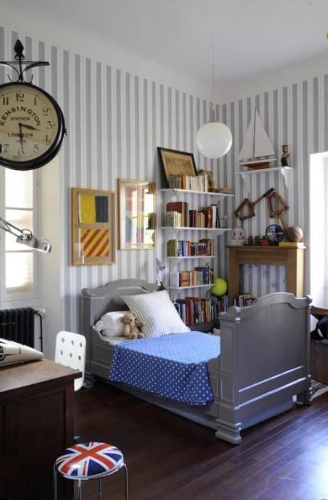 Love this for a boy's room
