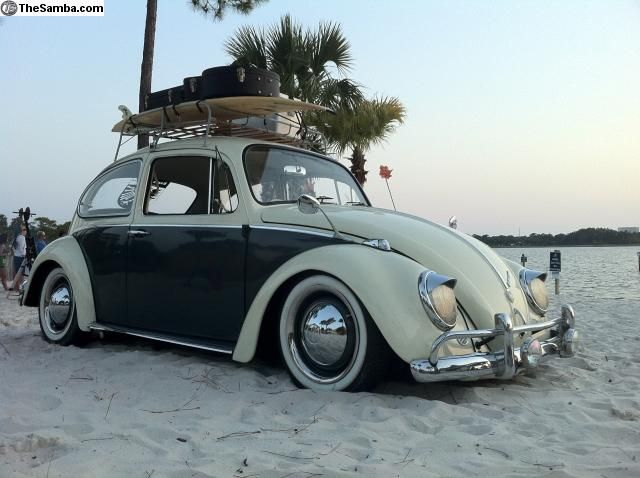 1965 Beetle Ultra Clean RestoCal