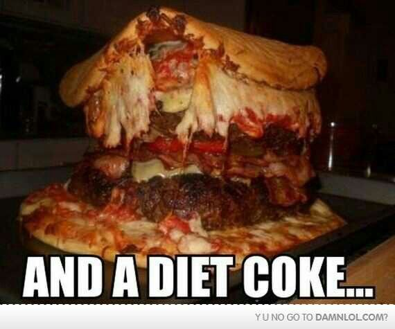 Me on a friday except no diet lol
