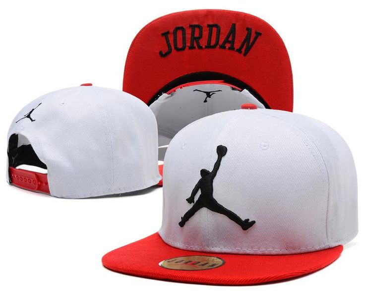 1b910fed shopping mens nike air jordan the black jumpman embroidery logo jordan  sports fashion snapback hat white