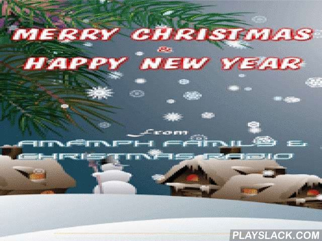 Christmas Radio Philippines  Android App - playslack.com ,  Please rate us 5 star if you enjoy this apps.Christmas Radio Philippines is an Internet radio station plays all the best of Tagalog (Filipino) and foreign Christmas songs. Christmas Radio Philippines is online from the month of September until first week of January.This application uses Icecast & Shoutcast server, it uses AAC+ with a bitrate of 48Kb/s. For more information please visit http://www.amfmph.comFrequently Ask…