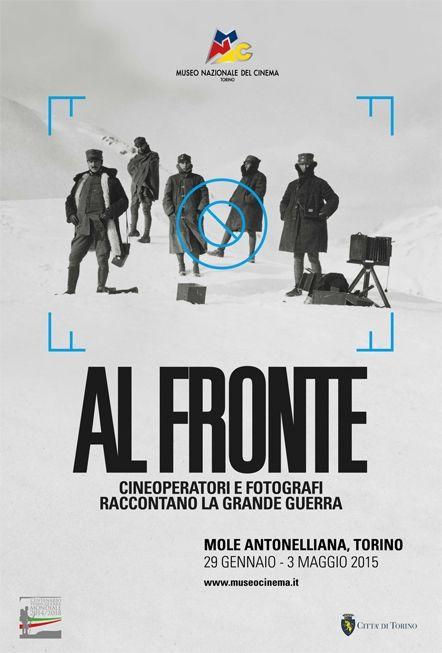 """""""Al Fronte"""", da domani il Museo Nazionale del Cinema ricorda la Grande Guerra e Rosi"""