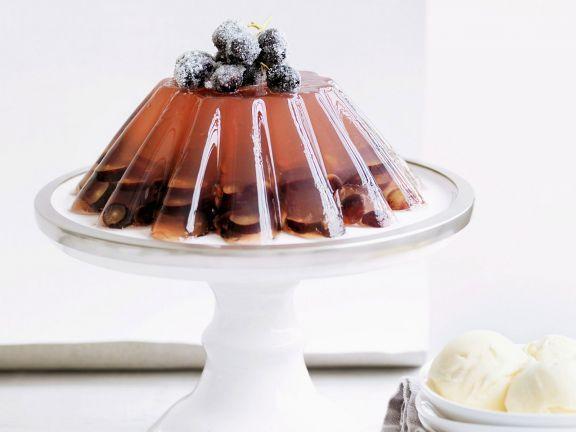 Weintraubengelee mit Muskateis ist ein Rezept mit frischen Zutaten aus der Kategorie Gelee. Probieren Sie dieses und weitere Rezepte von EAT SMARTER!