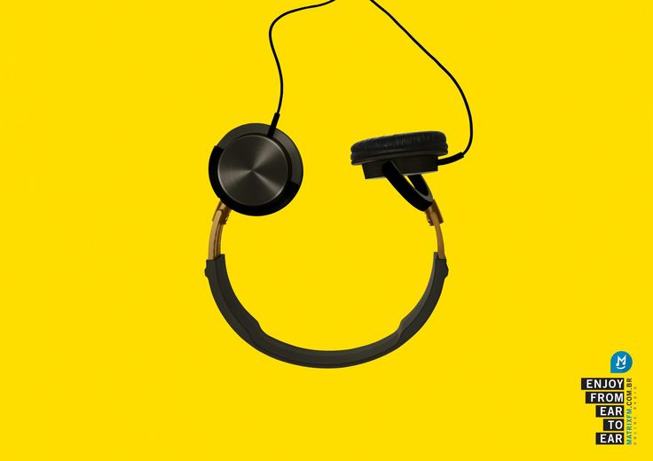 Matrix FM: Enjoy, 2 | Ads of the World™ Credits:  Advertising Agency: Nova MCP, Assis, Brazil Creative Director / Copywriter: Eddie Silva Art Directors: José Carricondo, Vinícius Gonçalves Photographer: Vinícius Gonçalves