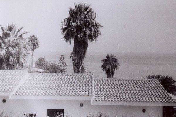 The view from the apartment | Briatico, Calabria www.ankalipowska.blogspot.com