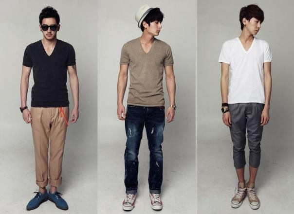 Модная молодежная мужская обувь