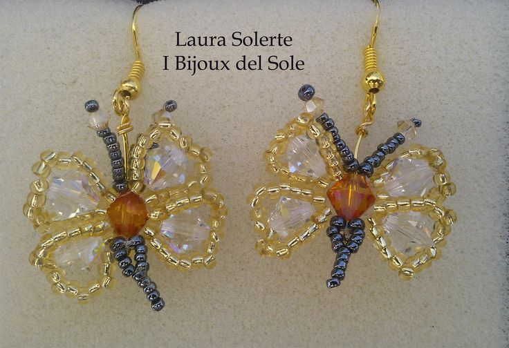 Crystal and topaz Swarovski Venduto-Sold. Disponibile su ordinazione - Available on request