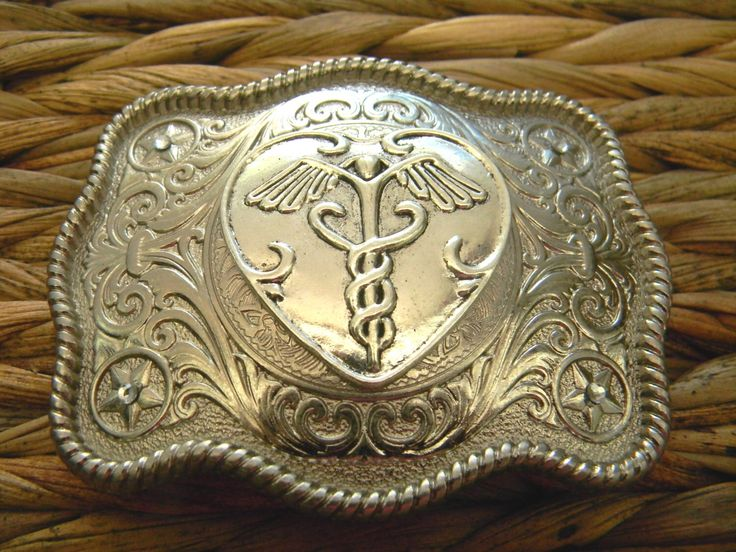 Doctor Medical Belt Buckle, Veterinarian Gift, Nursing School, Physician RN Graduation, Physical Therapy, EMT, Caduceus, College, Surgeon by StepOriginals on Etsy https://www.etsy.com/listing/243629269/doctor-medical-belt-buckle-veterinarian