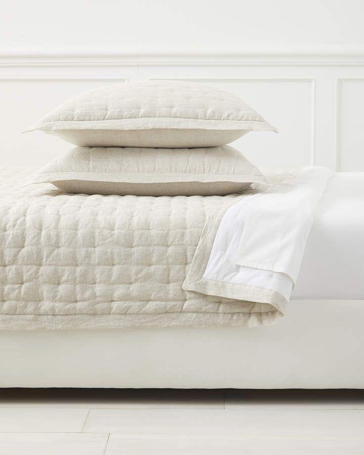 Sutter Linen Quilt Bed Linen Sets Bed Linens Luxury Cheap Bed Sheets