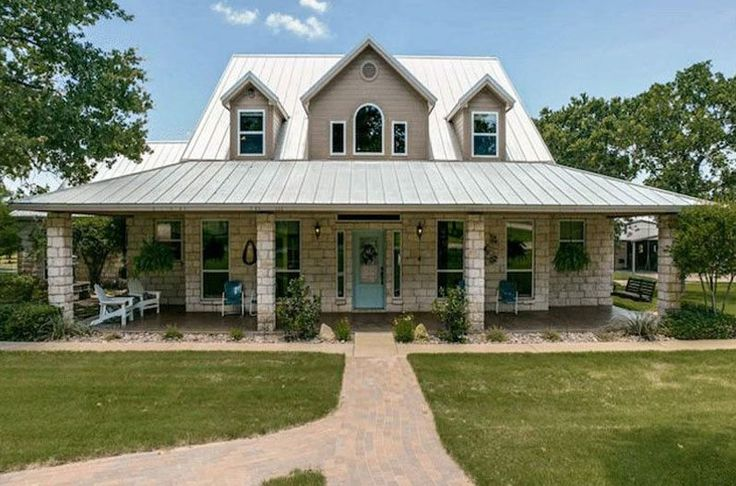 Prepare to fall in love with this rustic texas ranch for Rustic texas home plans