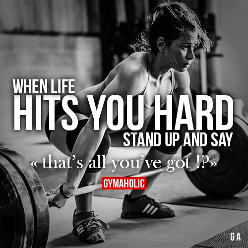 That's all you've got !?More motivation: http://www.gymaholic.co