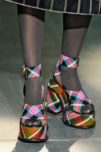 Vivienne Westwood Gold Label 2012 AW COLLECTION  ヴィヴィアン・ウエストウッド 2012 AW