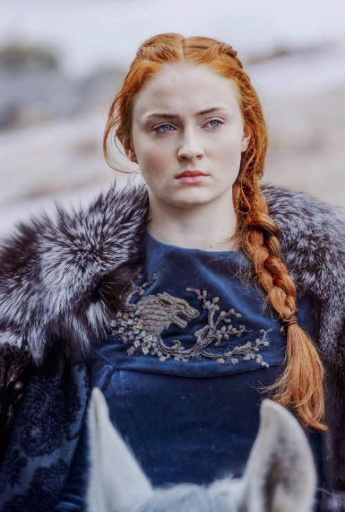 ♕ If we don't take back the north, we'll never be safe.                         I want you to help me, but I'll do it myself if I have to. #asoiaf