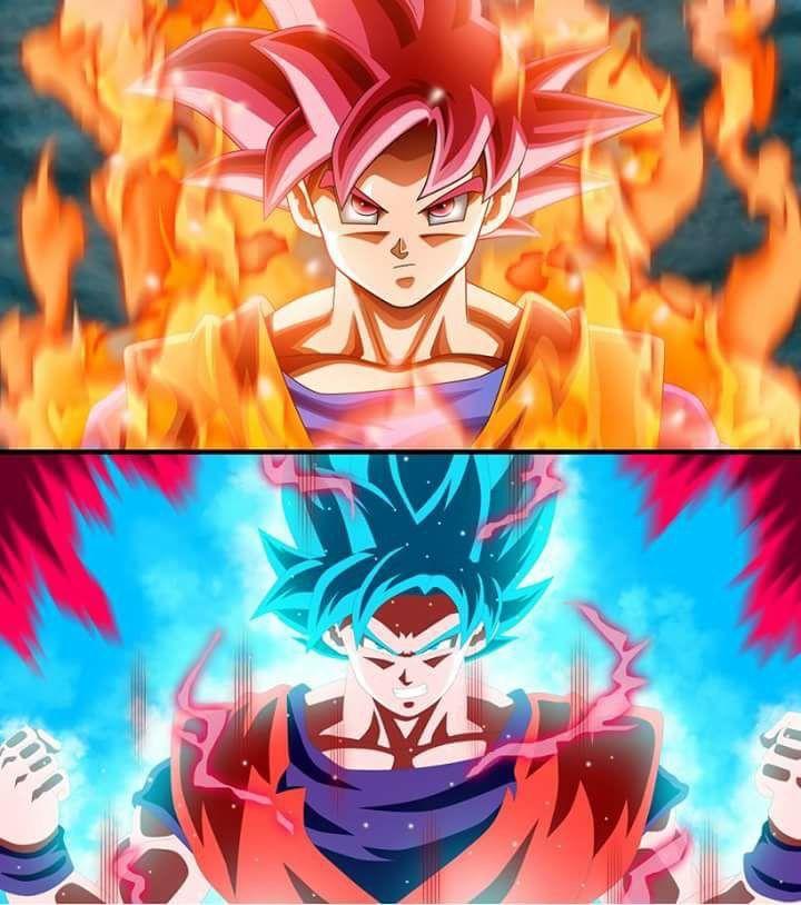 Goku Dios