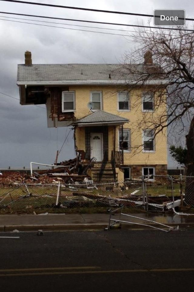 Surreal Scenes of New Jersey After Hurricane Sandy - My Modern Metropolis