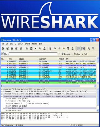 Wireshark is the world's foremost network protocol analyzer. It lets you capture and interactively browse the traffic running on a computer network. It is the de facto (and often de jure) standard across many industries and educational institutions.