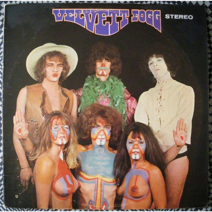 That was yesterday: Velvett Fogg - Velvett Fogg (1969)[FULL ALBUM]