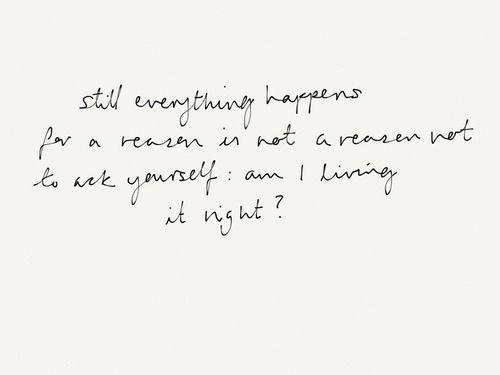"""Am I living it right?"" John Mayer- Why Georgia (request)"