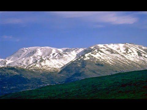 מהר חרמון לכינרת  - From Mount Hermon to the Sea of Galilee   -    HD
