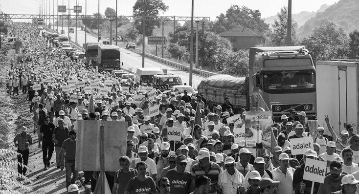 ANAR Genel Müdürü: 'Adalet Yürüyüşü'ne yürümeyenler de olumlu bakıyor