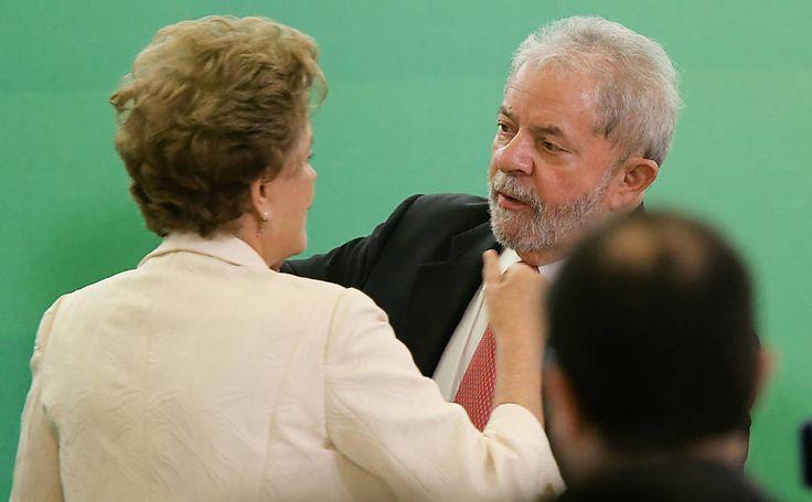 Acompanhe a repercussão do pedido de impeachment de Dilma - 23/12/2015 - Poder - Folha de S.Paulo