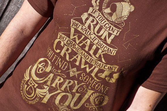 Firefly shirt  Serenity Shirt  When You por UnicornEmpirePrints