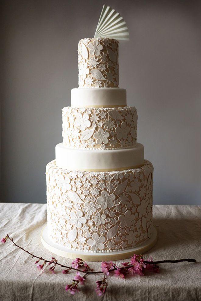 Lace Wedding Cakes Part 4 39