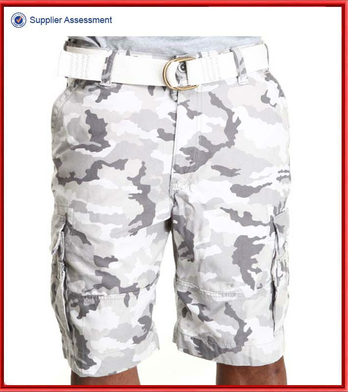 Match Mens Camo Shorts Quick-dry In Summer