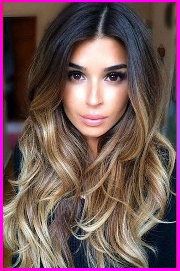 The Best Long Black To Brown Hairstyles And Colors Ideas For Long Length Hair In 2020 Summer Hair Color For Brunettes Brunette Hair Color Summer Hair Color