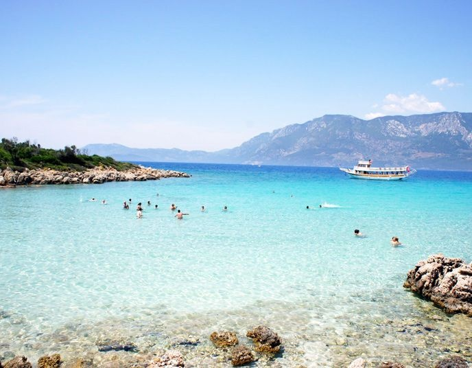 Cleopatra Island, Turkey - already planning my next trip: Turkish sailing on the Turquoise coast (summer 2015, fingers crossed)