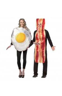 Bacon and Eggs Costume Image