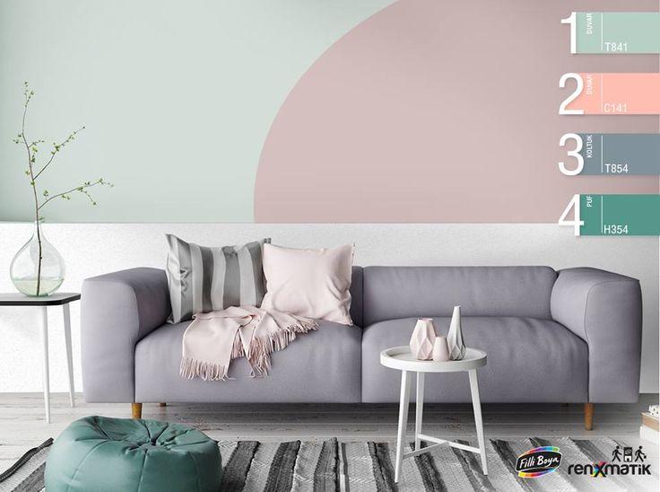 Renxmatik renklendirme sistemi ile evinize doğal ve sıcak bir şıklık katın! Dilediğiniz rengi bulmak için beğendiğiniz bir objeyle Filli Boya Renxmatik bayilerine uğramanız yeterli!