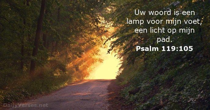psalmen 119:105